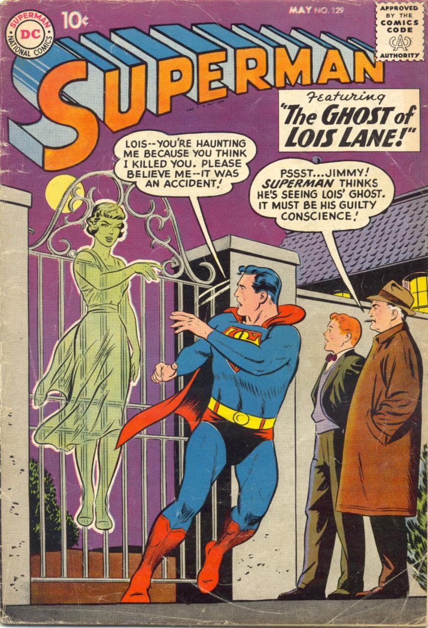 Superman #129 (1959)