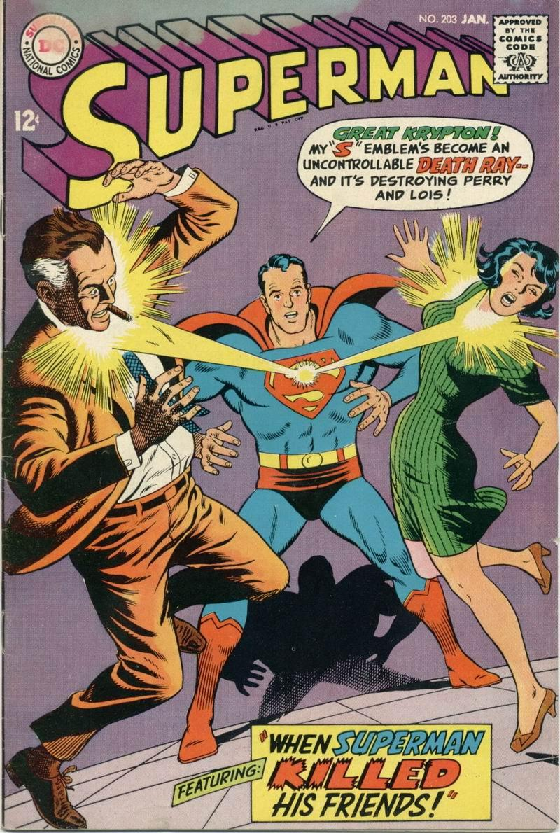 Superman #203 (1968)