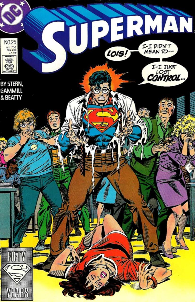 Superman Volume 2 # 25 (1988)