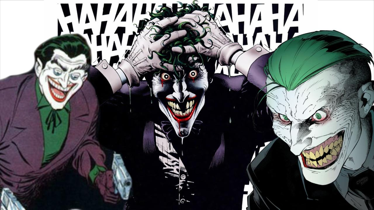 There Are Three Jokers?