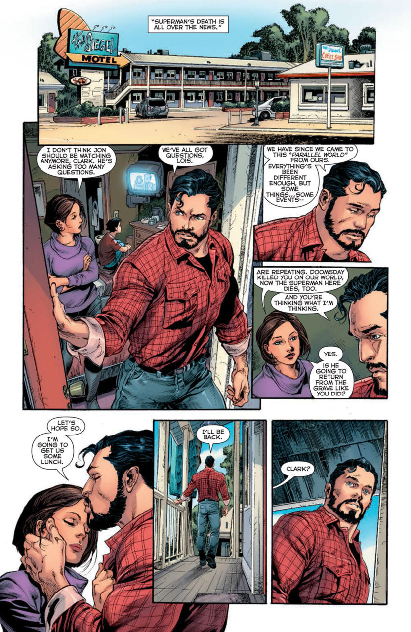 Crazy Things Are Happening With Superman