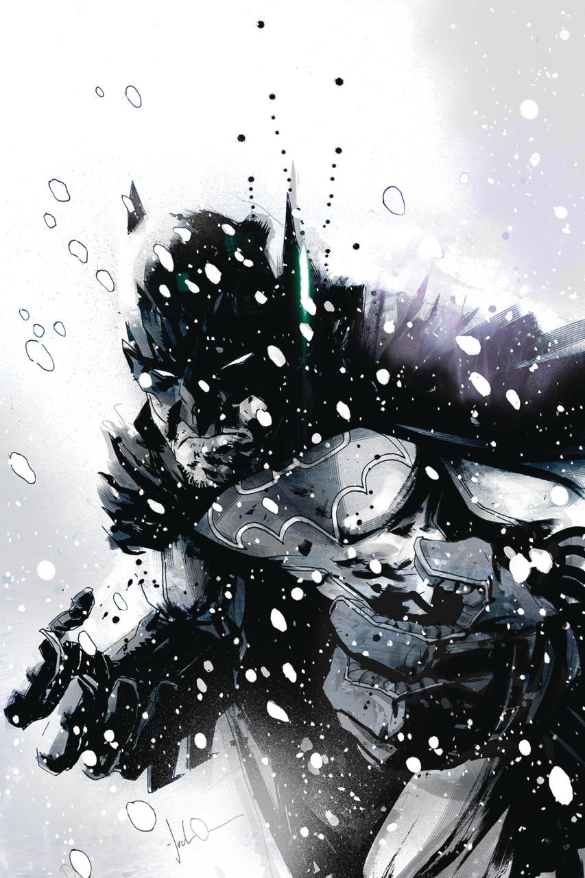 All Star Batman #6 by Jock.