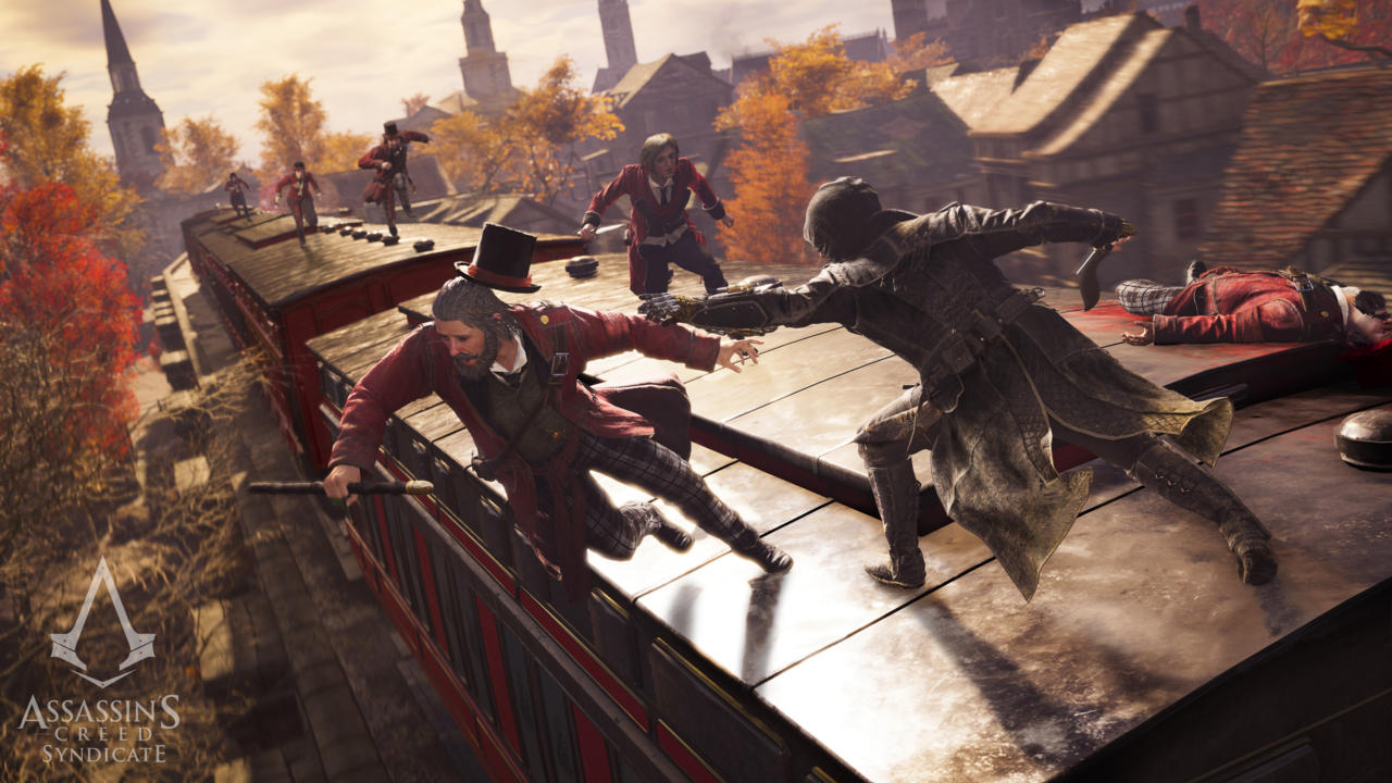 February: No Assassin's Creed This Year