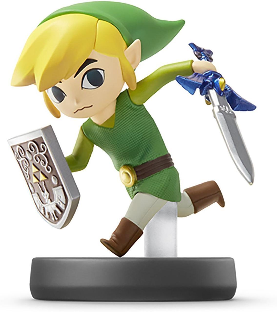 Smash Bros. Toon Link