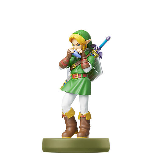 30th Anniversary Ocarina of Time Link