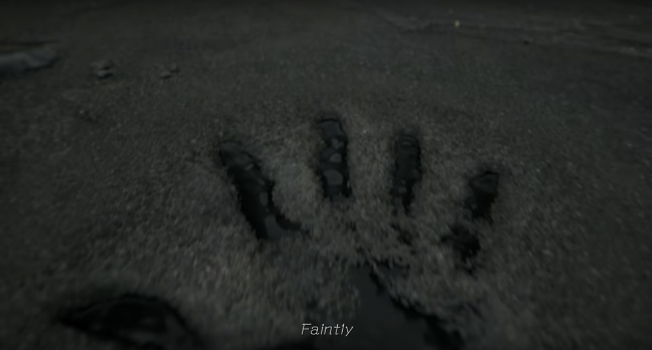 The Black Handprints
