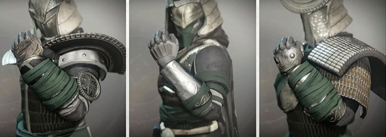 New Iron Banner ornaments (image courtesy of Planet Destiny)