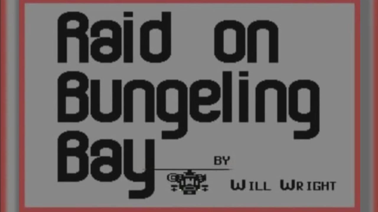 Raid on Bungeling Bay (1984)