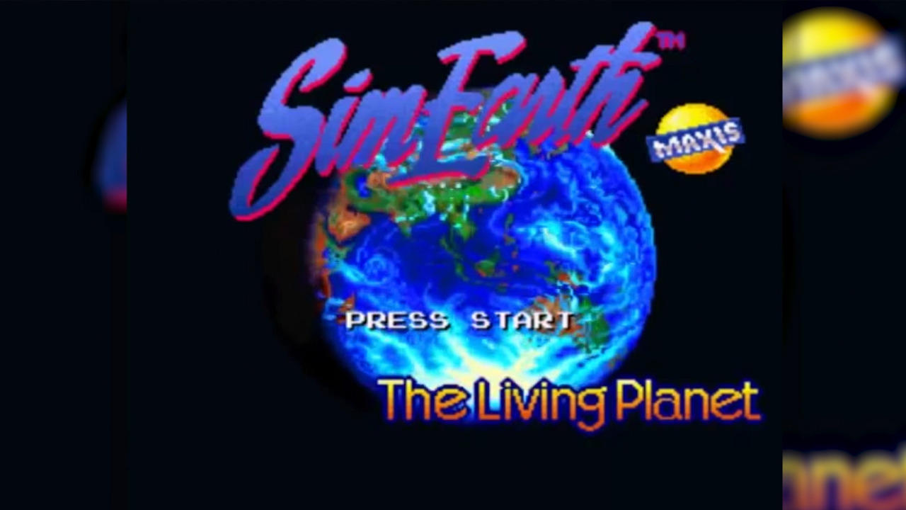 Various Sim Titles (1990-)