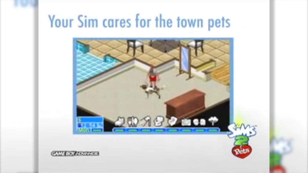 The Sims 2 (Console, 2005), Sims Stories (2007-2008)