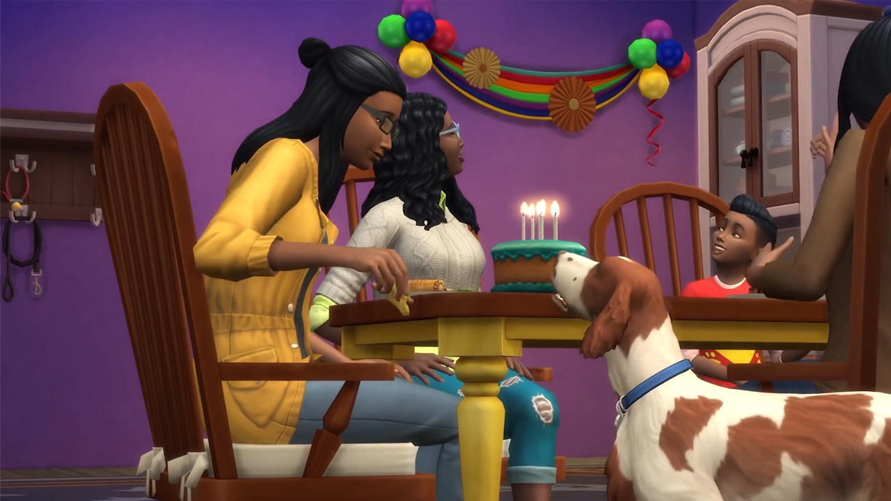 The Sims 4 Expansion, Stuff, And Game Packs (2015-Present)