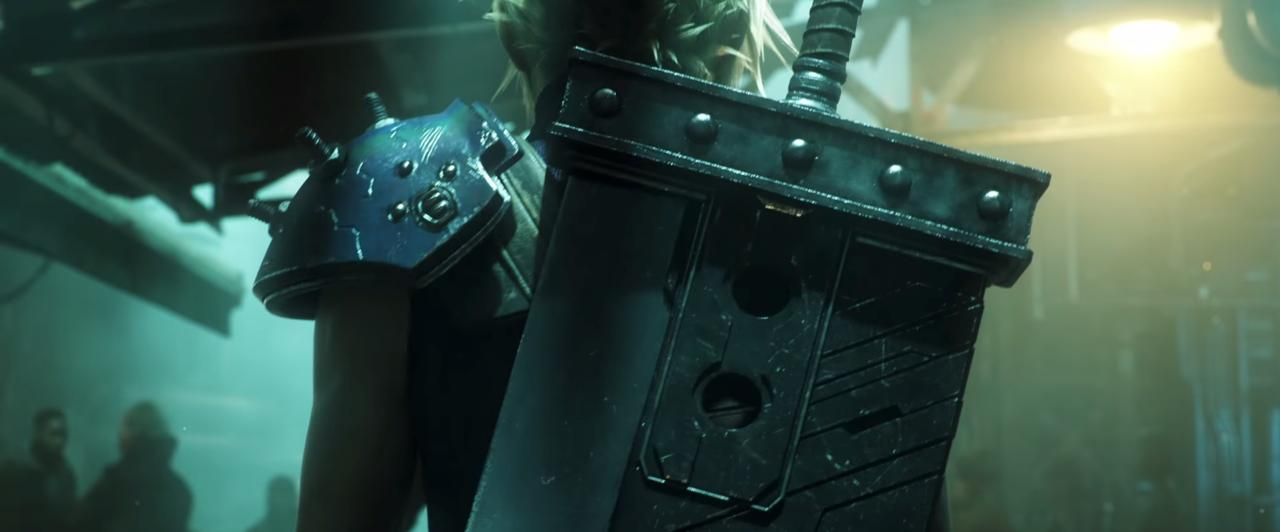 Click on the thumbnails below for more key images from the Final Fantasy 7 Remake trailer.