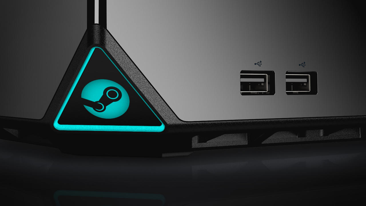 Click on the thumbnails below for images of Alienware's Steam Macine