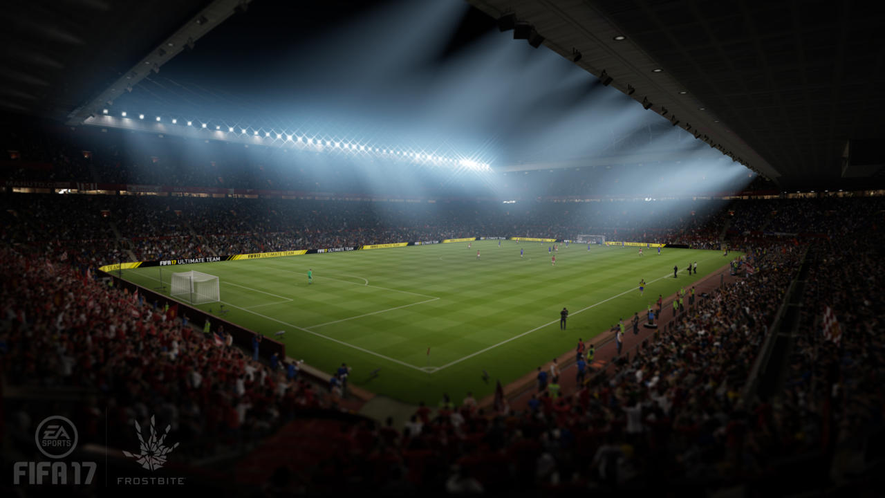 FIFA 17, like most of its predecessors, will be making various visual enhancements to its virtual stadiums