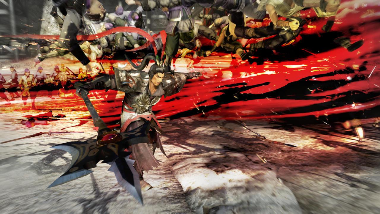4. Dynasty Warriors