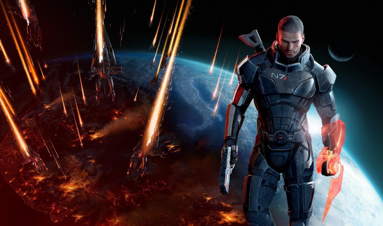 11. Mass Effect