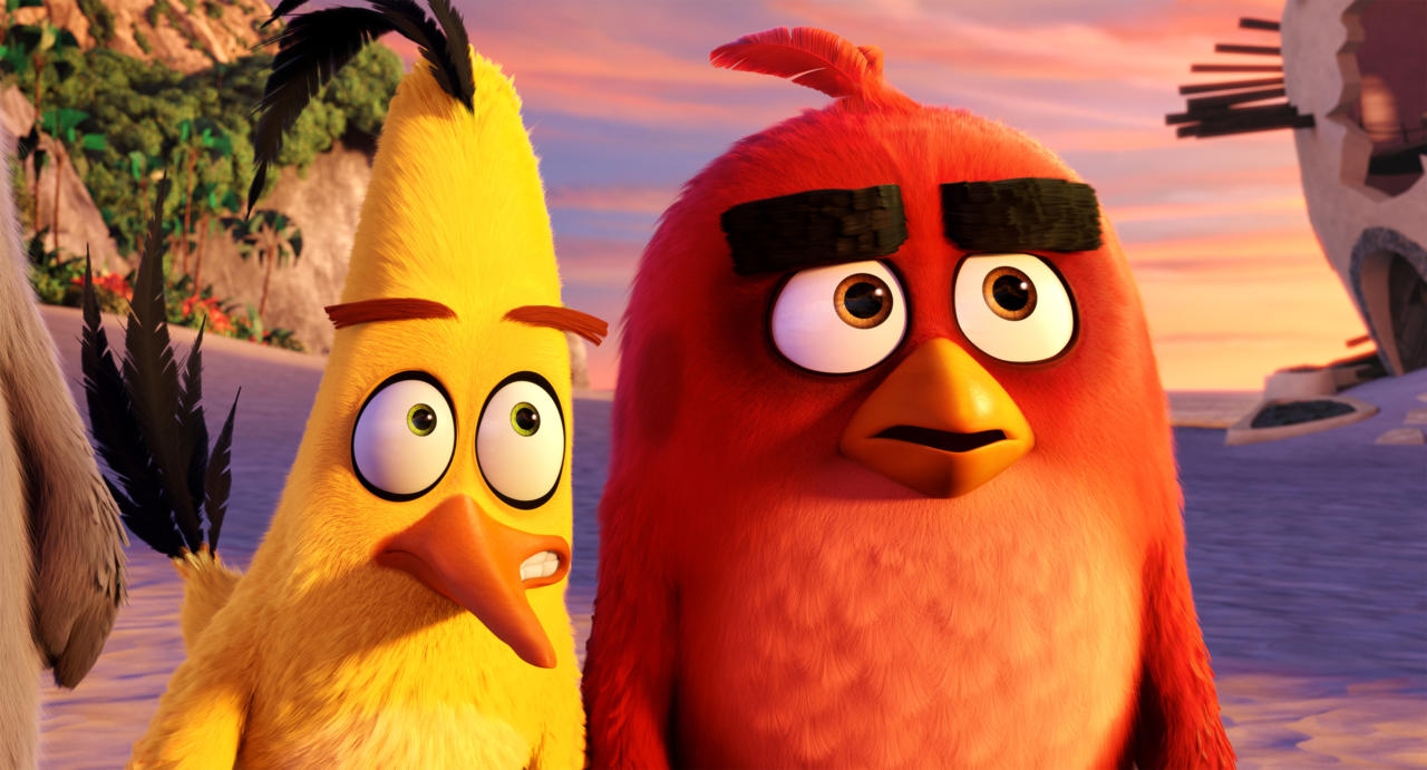 27. The Angry Birds Movie