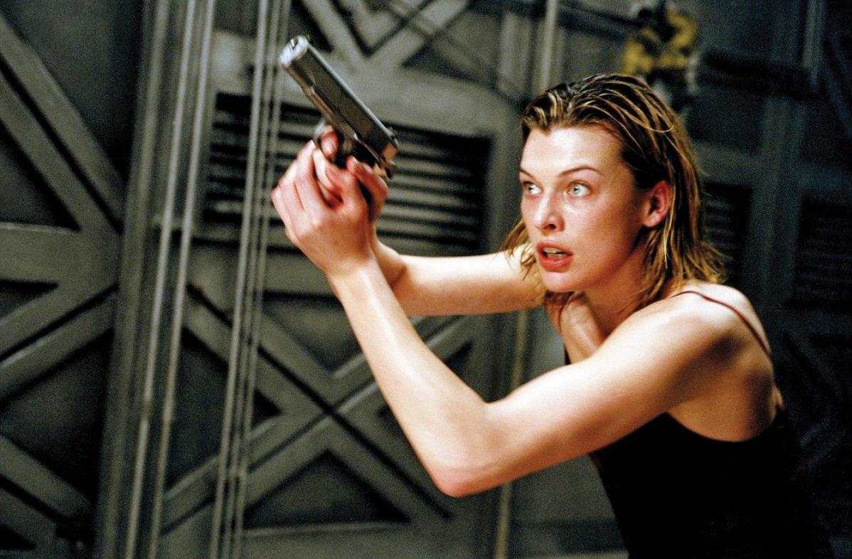 19. Resident Evil