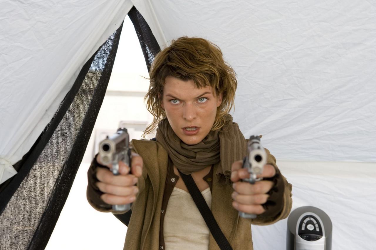 25. Resident Evil: Extinction