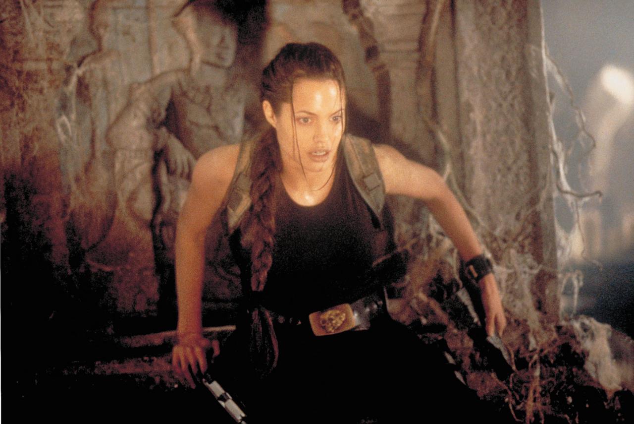 18. Lara Croft: Tomb Raider
