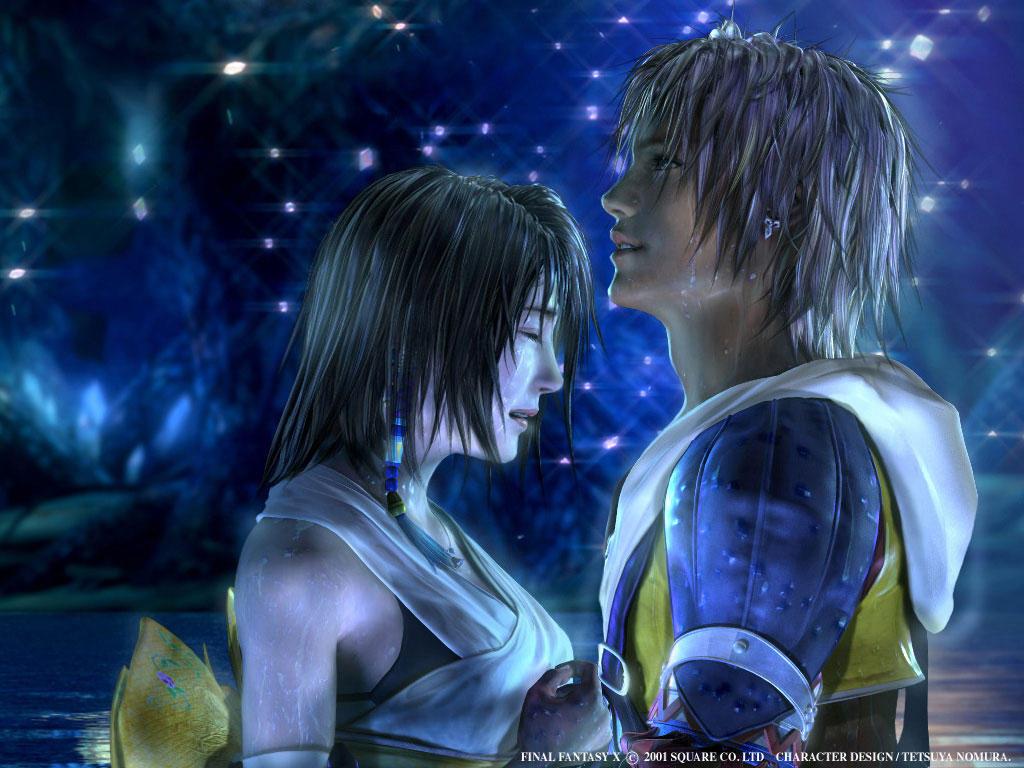 1. Tidus & Yuna, Final Fantasy X