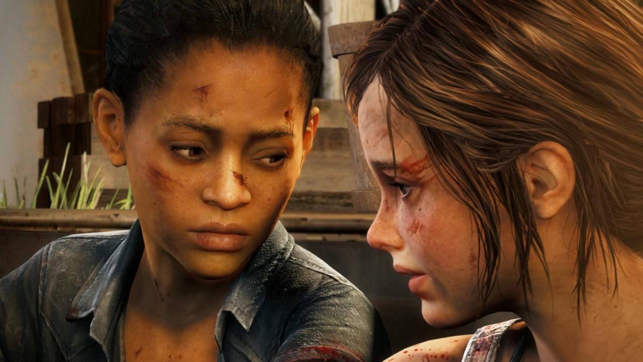 2. Ellie & Riley, The Last of Us