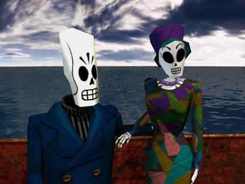 11. Manny & Mercedes, Grim Fandango