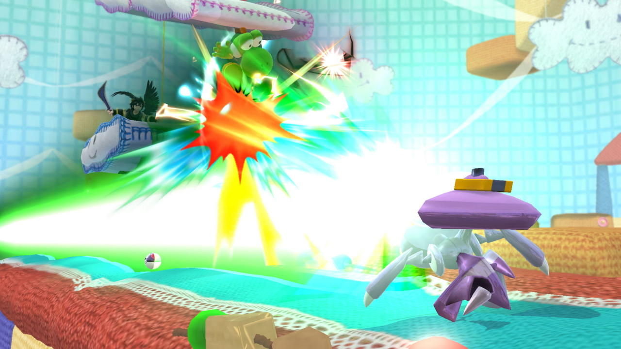2. Genesect's Techno Blast