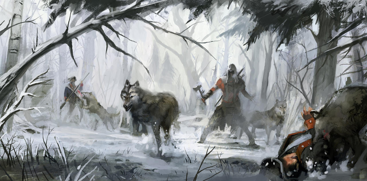 2. Hunters gonna hunt