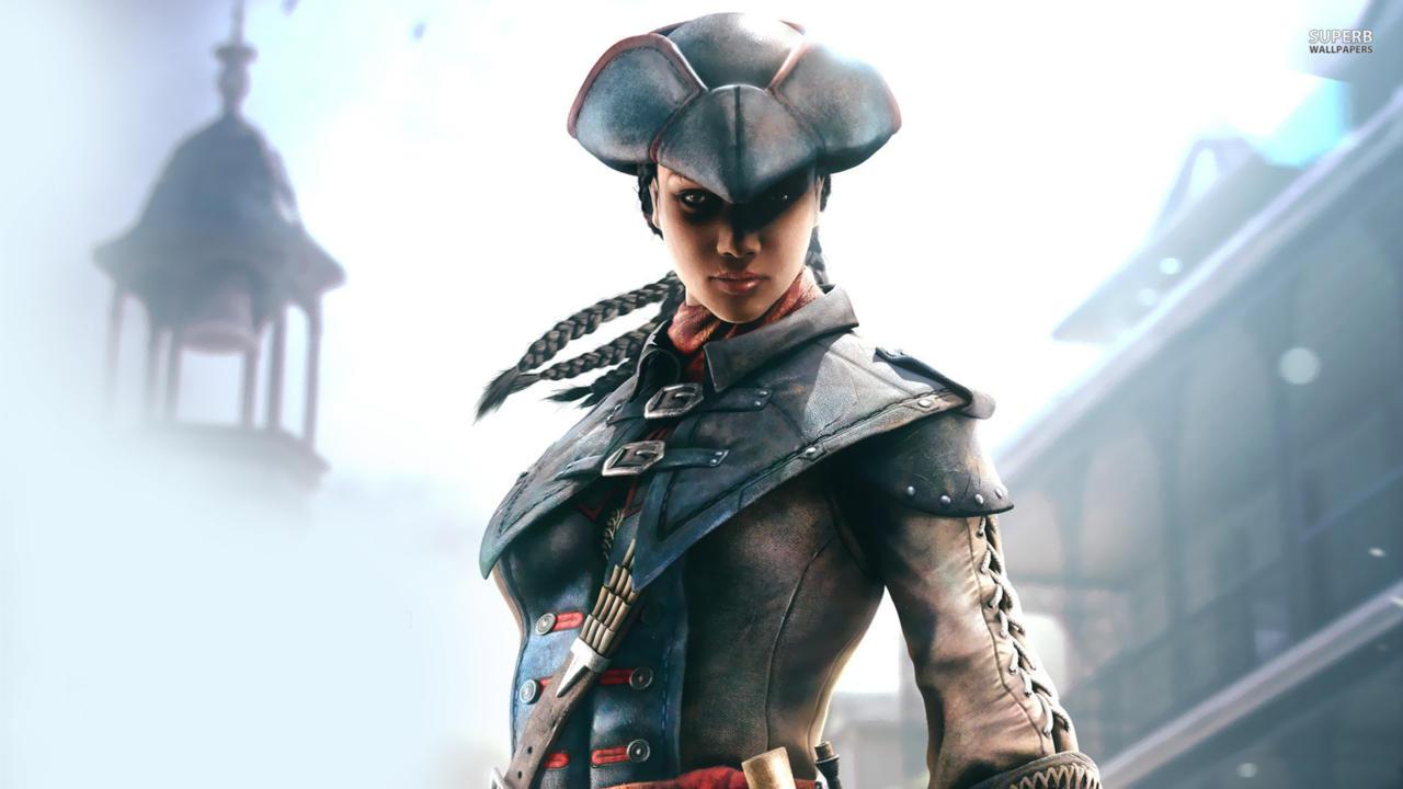 11. First Female Hero