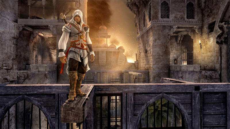 6. It was almost a Prince of Persia game
