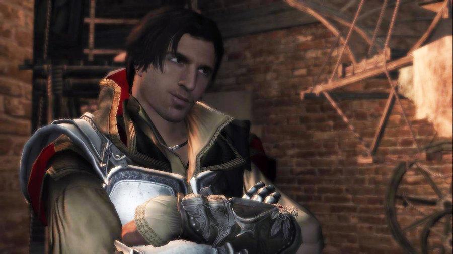 19. Ezio's Story