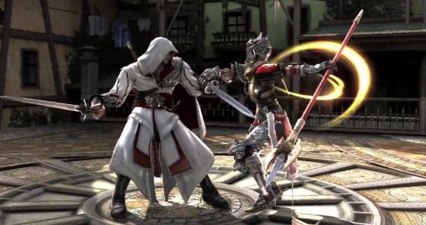 20. Ezio in Other Games
