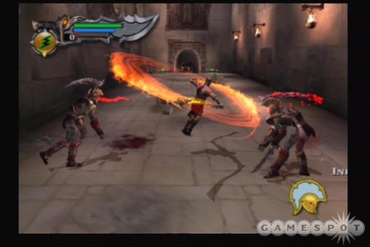 4. Blades of Chaos - God of War