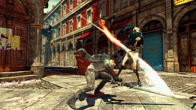 7. Rebellion - Devil May Cry