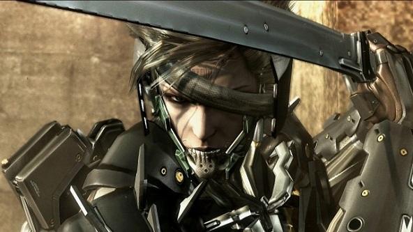 9. Raiden's Katana - Metal Gear Solid 4: Guns of the Patriots