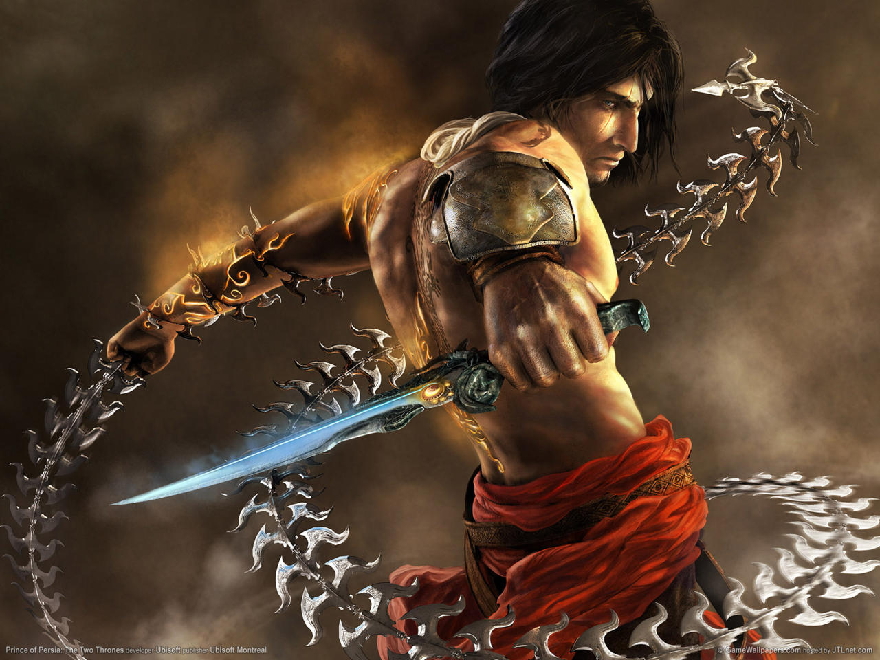 10. Time Dagger - Prince of Persia