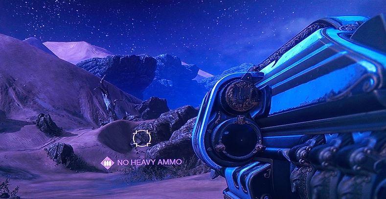 3. Don't Hog the Heavy Ammo