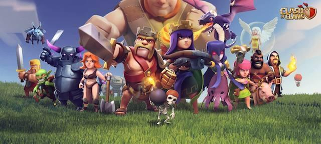 Clash of Clans Has 29 Million Active Users
