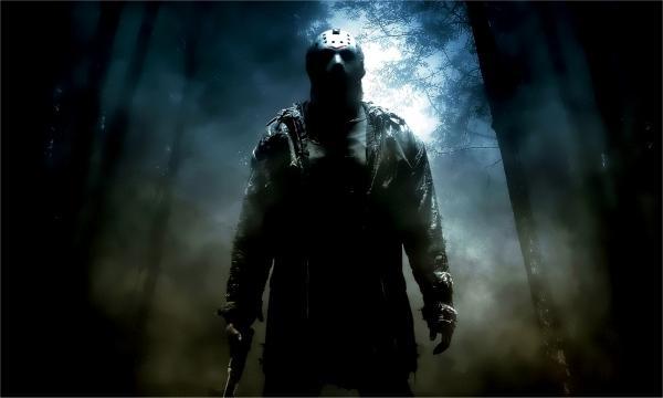 14. Is that Jason?! Run!