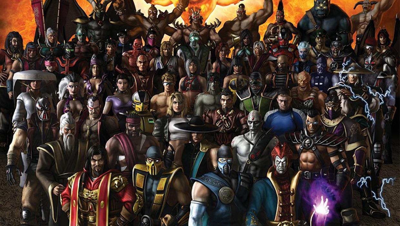 3. Whoa, That's a Lotta Characters!