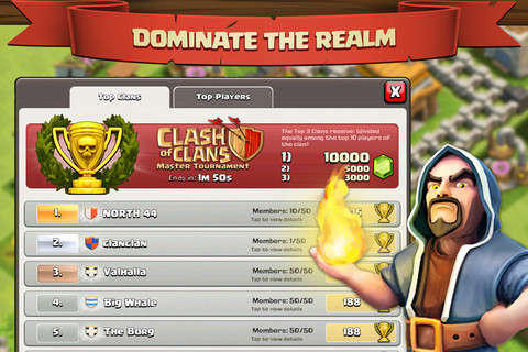 Just 15 People Work on Clash of Clans