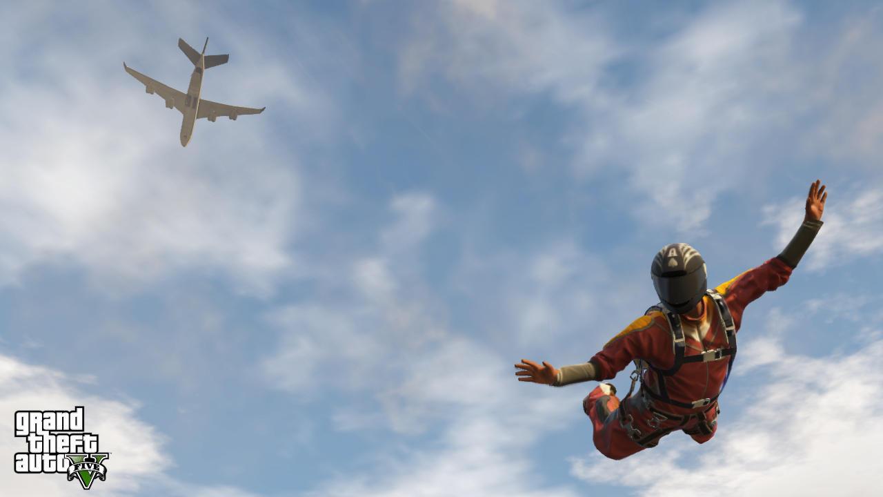 Skydive Onto a Yacht