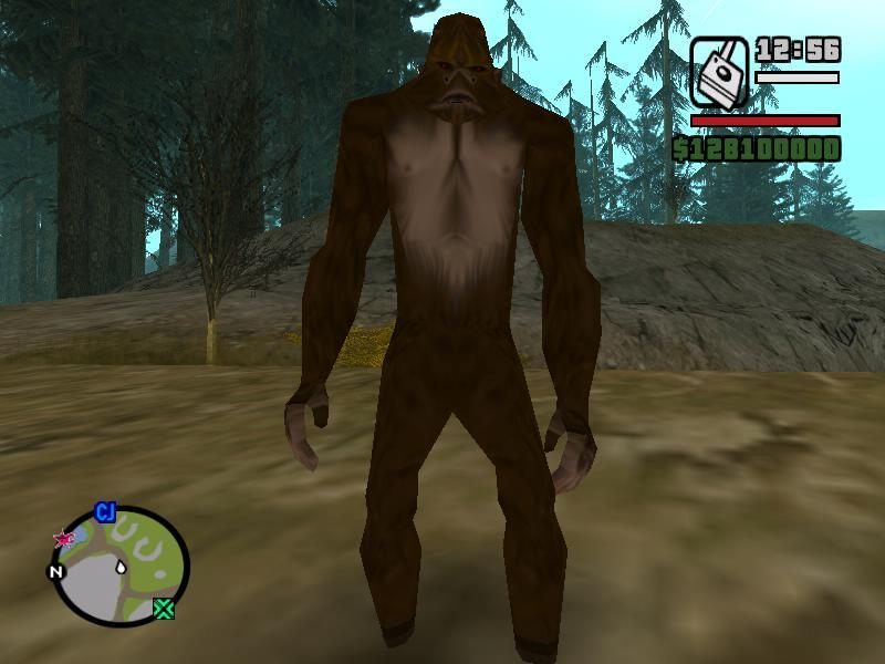 Search for Bigfoot