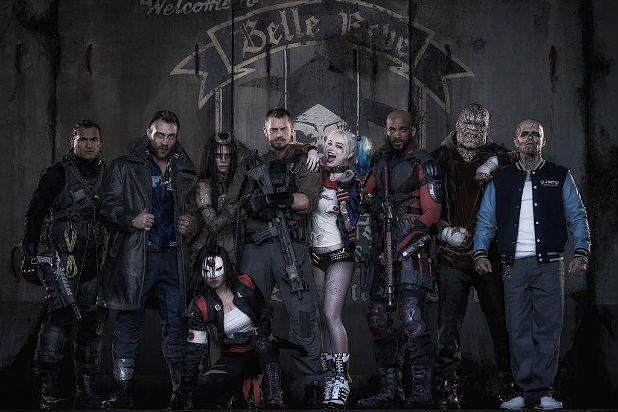 Task Force X is the Suicide Squad