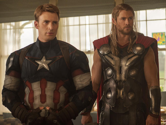 23. Avengers: Age of Ultron (tie)