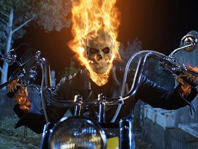 49. Ghost Rider (tie)