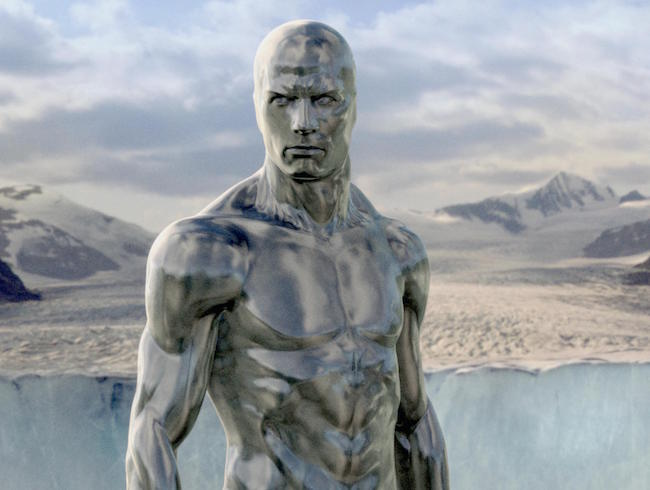 43. Fantastic Four: Rise of the Silver Surfer (tie)