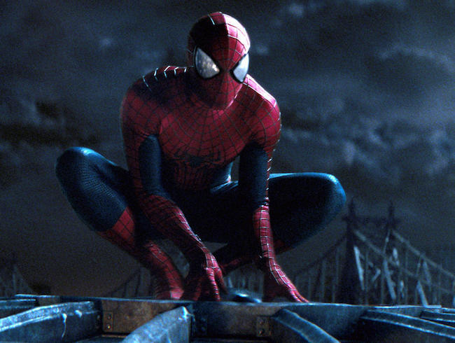 40. The Amazing Spider-Man 2