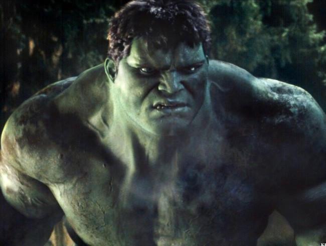 38. Hulk (tie)